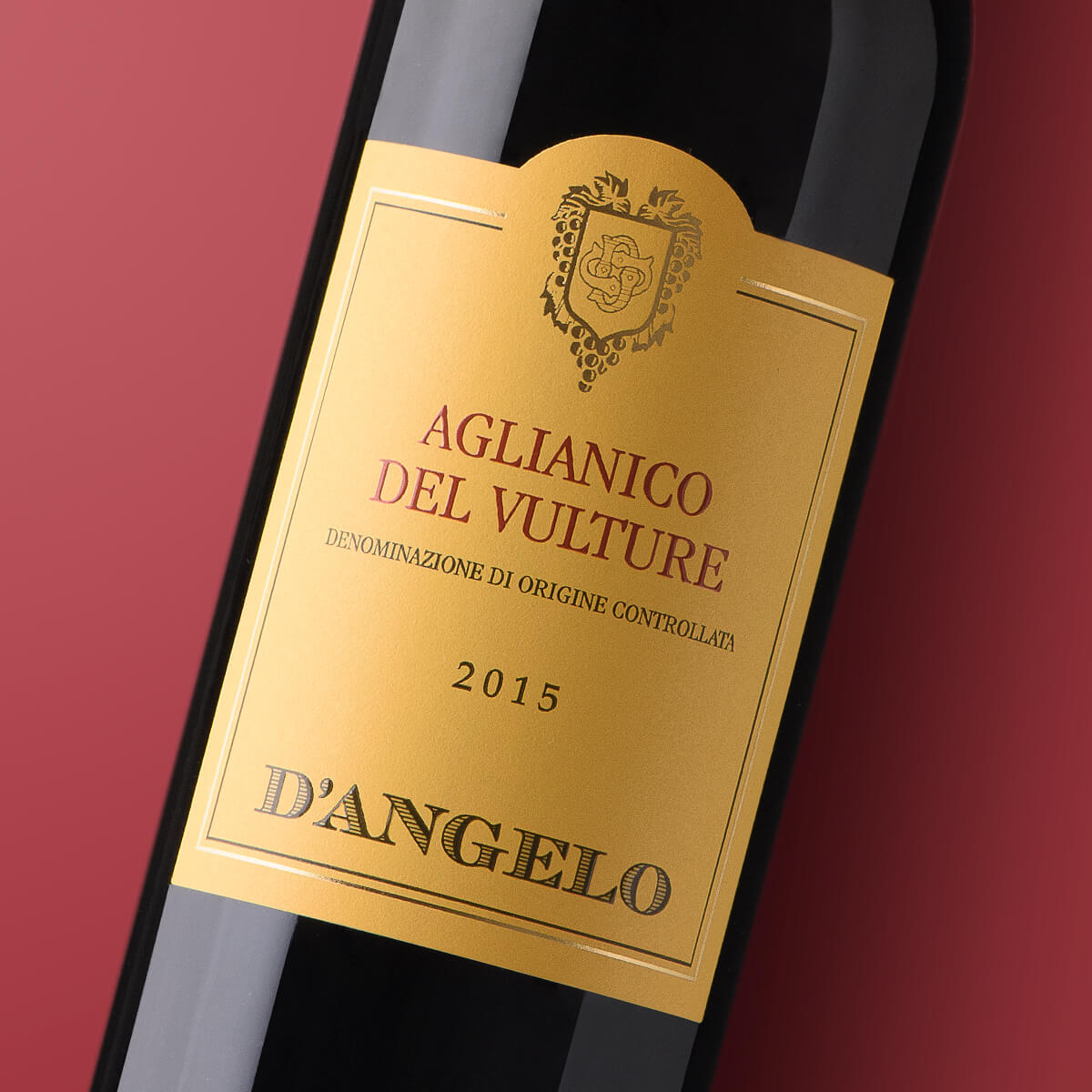 aglianico del vulture dangelo