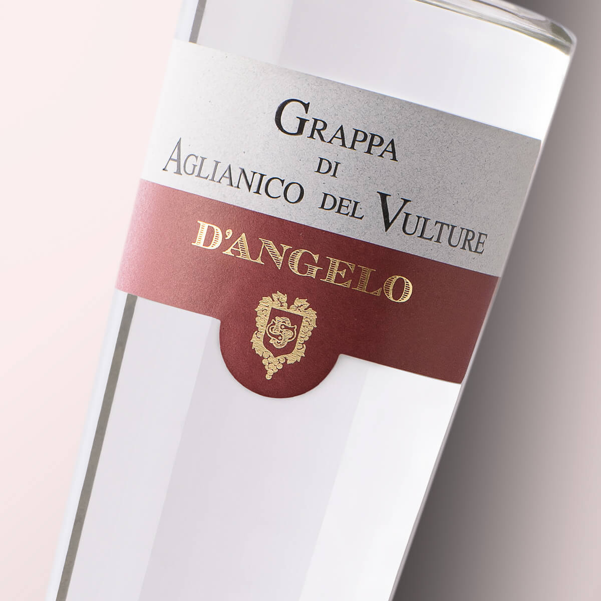 grappa di aglianico del vulture dangelo