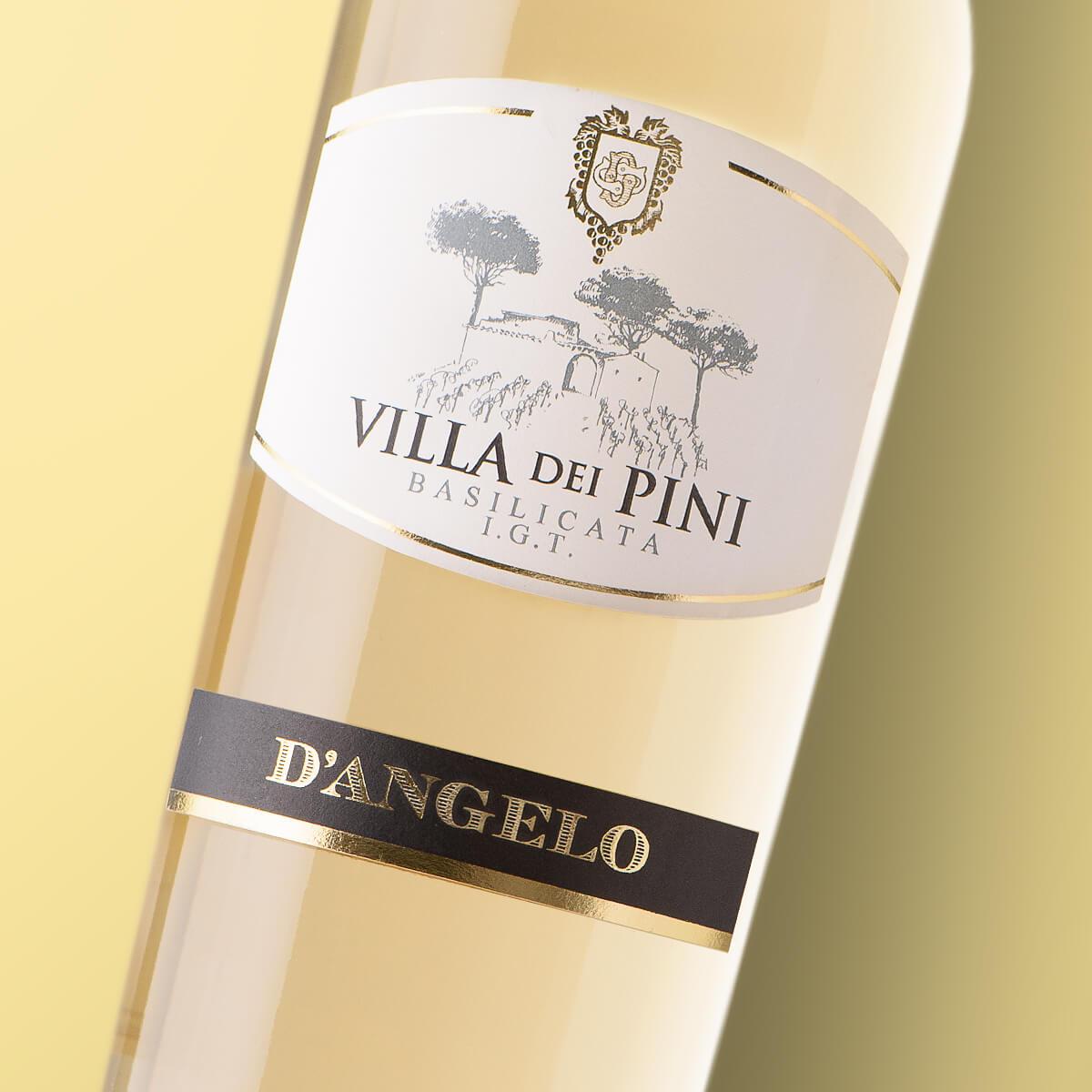 Villa dei pini dangelo vino malvasia